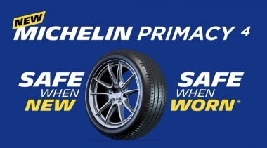Michelin Primacy 4 Tyre