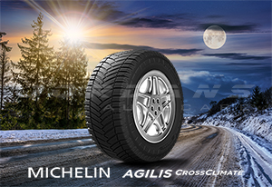 new michelin agilis crossclimate