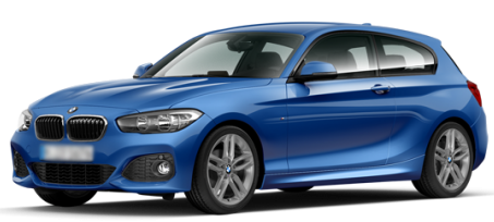 BMW 1 series Servicing