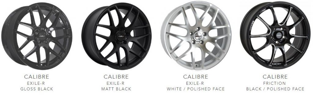 Calibre wheels 1