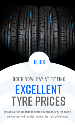 Excellent online tyre prices